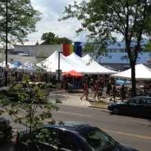 Fruit Fest is Madison's LGBTQI Summer Music Festival hosted in the Marquette Neighborhood in June. This year's event was held on June 16, 2012.