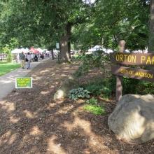 Orton Park Festival, August 24, 2014