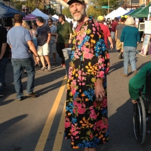 Willy Street Fair fashions are an unofficial part of the yearly tradition.