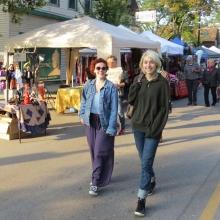 The Willy Street Fair, September 14, 2014.