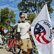 Willy Street Fair Parade Sunday September 20, 2015.