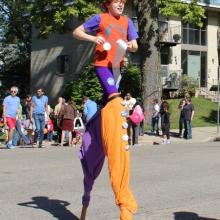 Willy Street Fair Parade Sunday September 20, 2015.