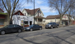Some neighborhood leaders are concerned about converting more residences on Willy Street to commercial. uses.