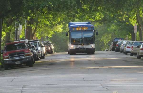 No more beeps when Madison Metro bus turn signals are on.