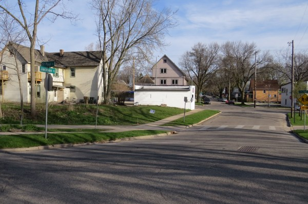 "This small stretch of street could be closed this summer as a ""place making"" test run."