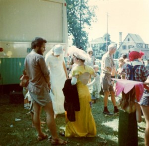 The MNA Picnic, renamed the Orton Park Festival, in 1975.  Both the event and the organization were often sustained by a dedicated  few.