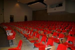 The Margaret Williams Auditorium in its current configuration.
