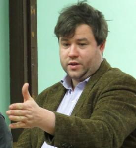 Gib's consultant Hastings Cameron.