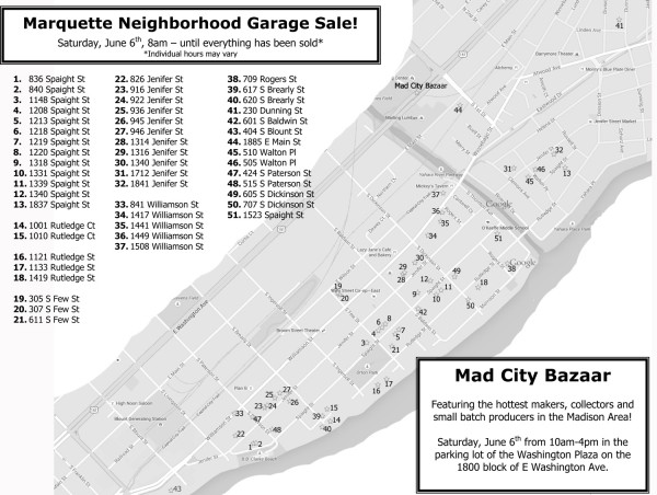 Garage-Sale-Map-BW-2015